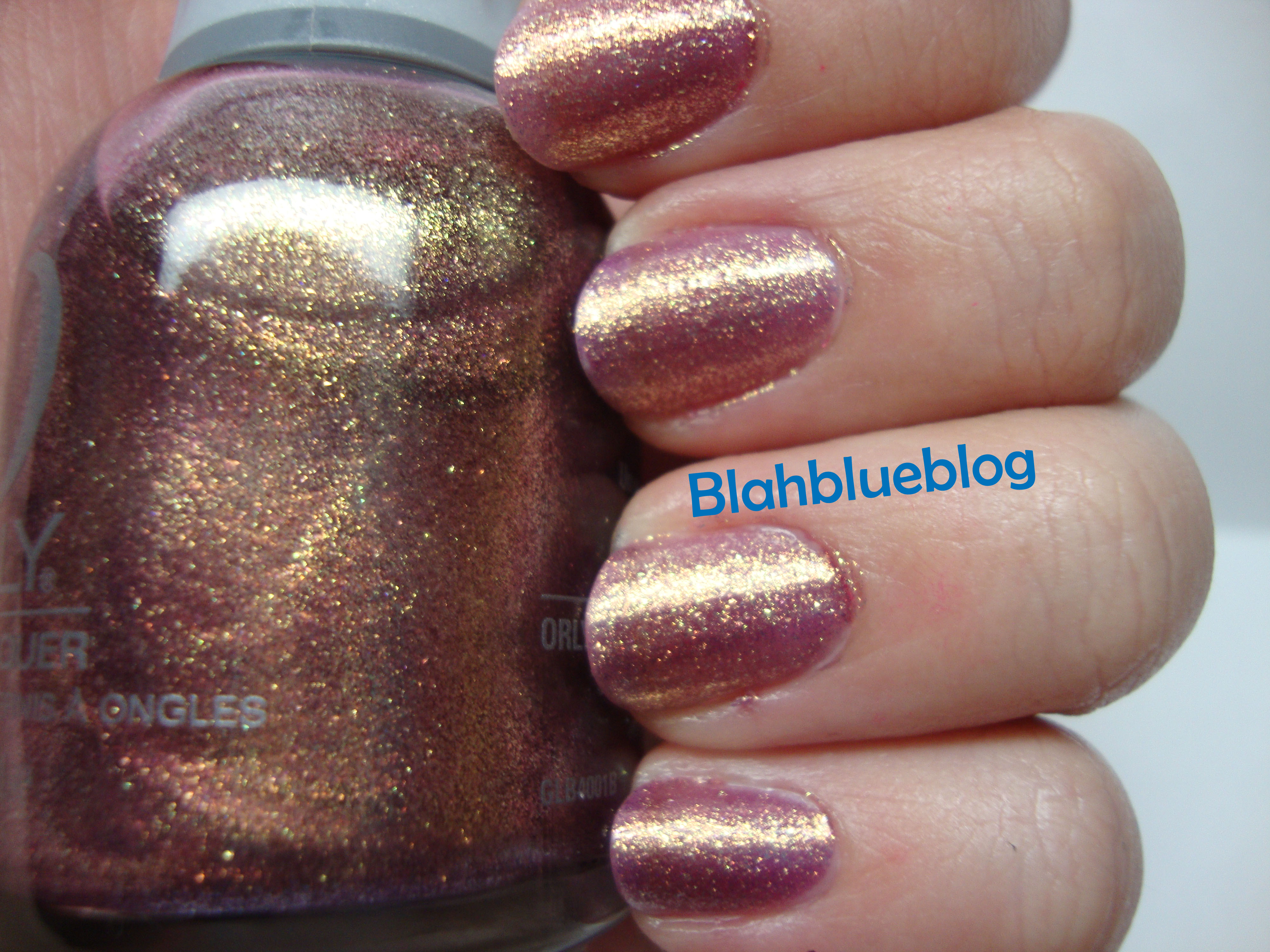 Orly nail polish | blahblueblog
