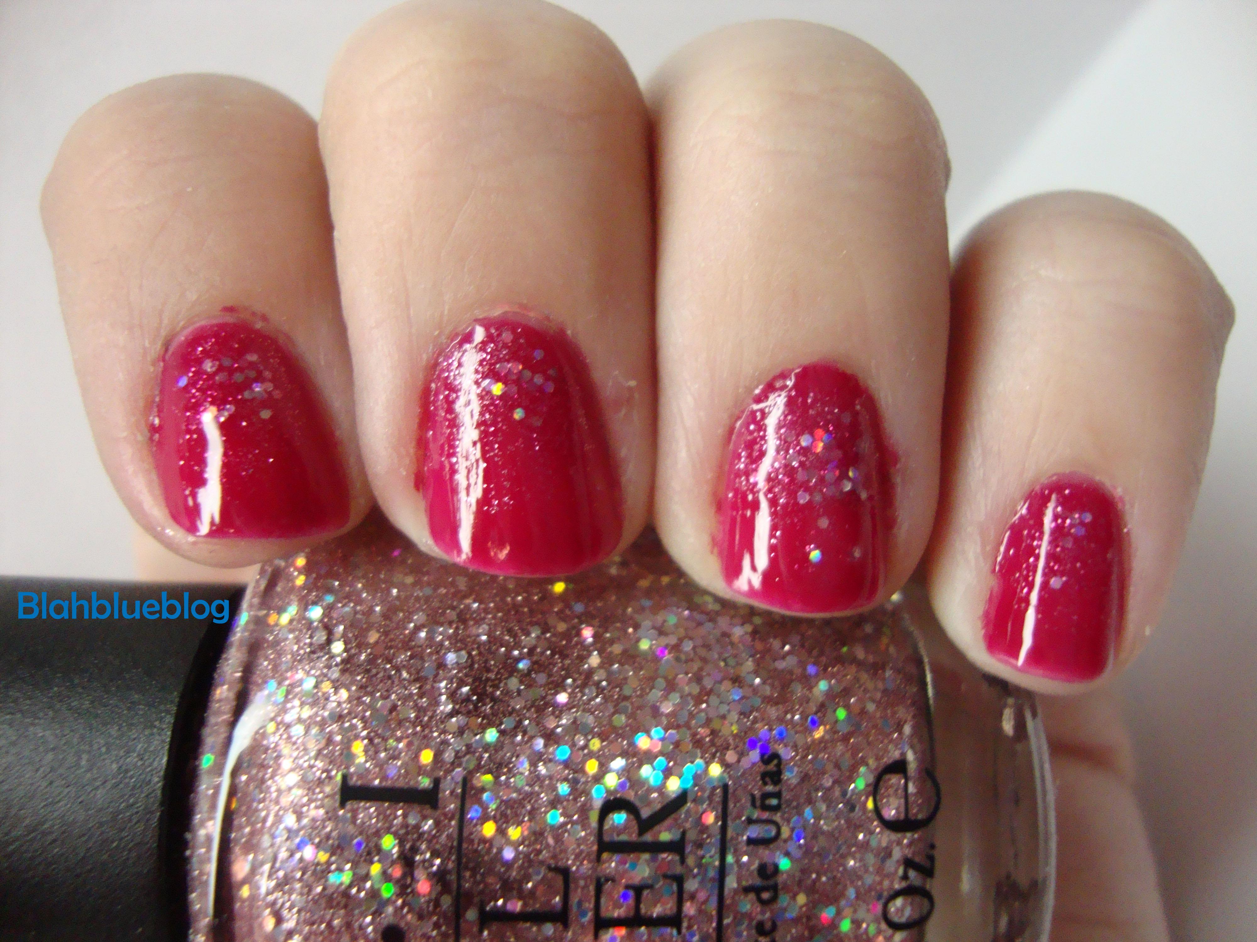 Jelly Sandwich Nail Polish | blahblueblog